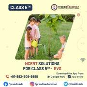 ncert solutions class 5 EVS