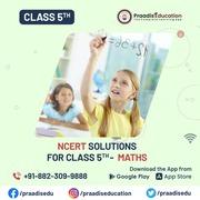ncert solutions for class 5 Maths