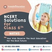 NCERT Solutions class 6 maths