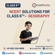 Geography ncert solutions for class 6