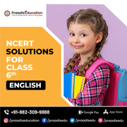ncert solutions for english class 6