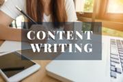 Content Writing Training Course Jabalpur