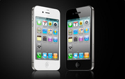 Apple iPhone 4G 32GB Black Unlocked (Never Lock) Import